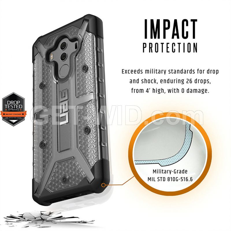 competitive price 2be11 70d0e UAG Urban Armor Gear Plasma Huawei Mate 10 Pro