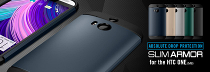 Spigen HTC One M8 Slim Armor