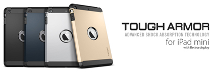 Spigen iPad Mini Retina Tough Armor